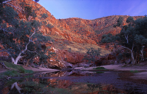 Ormiston Gorge National Park