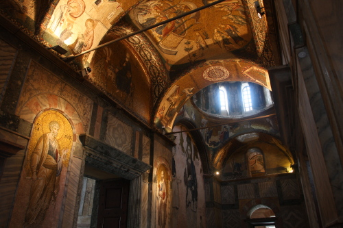 St.Saviour in Chora church, Istanbul