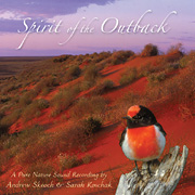Spirit of the Outback album cover