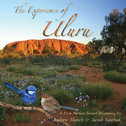 'The Experience of Uluru' nature sounds album